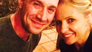 Sarah Michelle Gellar Gushes Over Freddie Prinze Jr.: Adorable Selfie