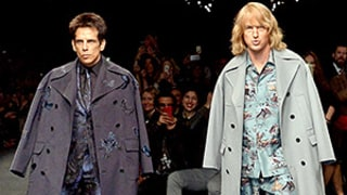 Ben Stiller, Owen Wilson Get Their Zoolander on With Anna Wintour Backstage at Paris Fashion Week: Watch the Video!