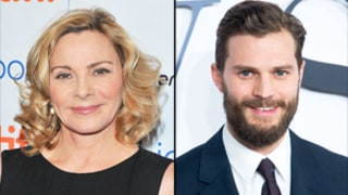 Kim Cattrall Doesn't Think Jamie Dornan Is Hot:
