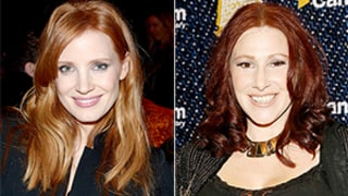Jessica Chastain, Tiffany Fangirl Out Over Each Other After Us Weekly Story