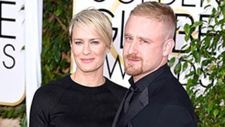 Robin Wright Talks Sex Life With Ben Foster After Sean Penn Divorce: