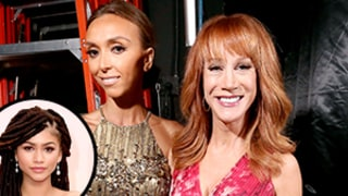 Kathy Griffin Addresses Giuliana Rancic, Zendaya Fashion Police Drama: