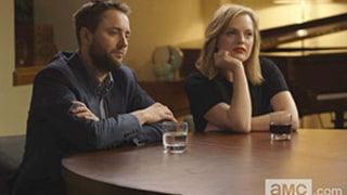 Elisabeth Moss, Vincent Kartheiser Reflect on Their Mad Men Journeys: Watch!