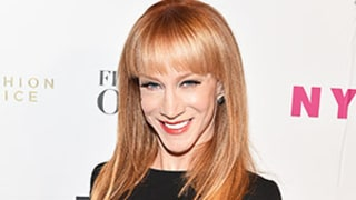 Kathy Griffin Leaves Fashion Police: