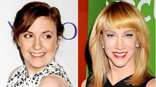 Lena Dunham Praises Kathy Griffin For Quitting Fashion Police, Says