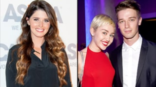 Patrick Schwarzenegger's Older Sister Katherine Gushes Over Miley Cyrus and Her Brother: They're