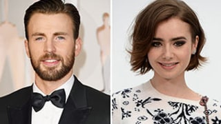 Chris Evans Is Dating Lily Collins: See Where They First Met!