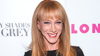 Kathy Griffin on Fashion Police Exit: