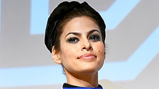Eva Mendes Works Her Cinched Post-Baby Waistline in Belted Outfit at SXSW 2015: See More Stars' Styles That Wowed in Austin!