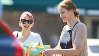 Cameron Diaz, Nicole Richie Bond as Sisters-in-Law, Go Grocery Shopping Together