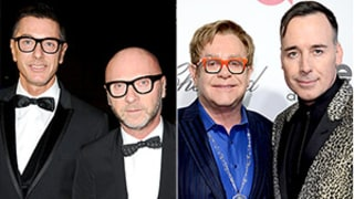 Domenico Dolce and Stefano Gabbana Fire Back at