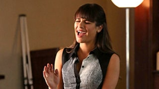 Lea Michele's Final Glee Song