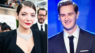 Lorde Sends Bullied X Factor Contestant Joe Irvine Cupcakes After Harsh Critique