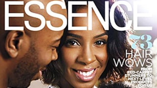 Kelly Rowland Debuts Smiling Baby Titan on Gorgeous Essence Cover