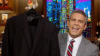 Andy Cohen Auctions Dolce and Gabbana Suit Off to Raise Money For LGBT Families: Details