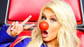Christina Aguilera, Sienna Miller Participating in Red Nose Day NBC Telethon: See Photos!