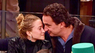 Mary-Kate Olsen, Fiance Olivier Sarkozy Exchange Eskimo Kisses at New York Knicks Game: PDA Photos