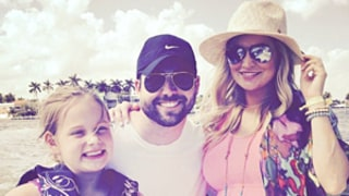 Bachelorette Emily Maynard Brings Baby Bump Along For a Boat Ride: Pregnancy Picture