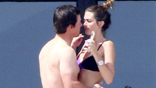 Mark Wahlberg, Wife Rhea Durham Ditch Their Clothes, Pack on the PDA in Mexico — See the Bikini Pics!