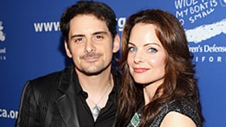 Brad Paisley Renews Wedding Vows With Wife Kimberly Williams-Paisley in Surprise