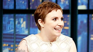 Lena Dunham Debuts Super-Short Pixie Cut: See the Star's New Hairstyle