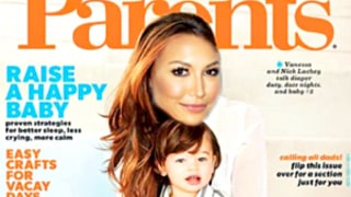 Pregnant Naya Rivera, Husband Ryan Dorsey Channel Nick and Vanessa Lachey on Parents Magazine Cover — See the Funny Photoshopped Pic