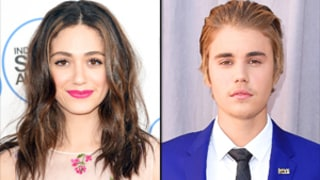 Emmy Rossum Tried and Failed at Welcoming New Neighbor Justin Bieber: