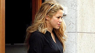 Shakira Steps Out in Loose Denim, High Heels Two Months After Giving Birth: See the Singer's Post-Baby Slim Down