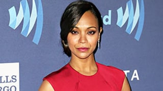 Zoe Saldana Says Boycotting Dolce and Gabbana Would Be
