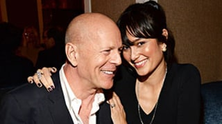 Bruce Willis Celebrates 60th  Birthday at Celeb-Filled Bash With Wife Emma Heming By His Side: Pictures
