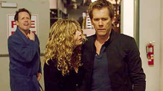 Kevin Bacon Is Hunted By The Following's Joe Carroll and His Real-Life Wife Kyra Sedgwick in New Spoof: Watch the Video