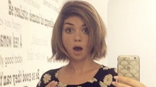 Sarah Hyland Chops Hair Into a Chin-Length Bob to Welcome Summer, Immediately Takes It to the Beach