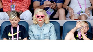 Gwen Stefani Takes Sons Kingston, Zuma to Tennis Match: See the Family Photos