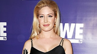 Heidi Montag Explains Strange Arm Tape on Red Carpet: