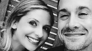Sarah Michelle Gellar Goes on Date Night With Freddie Prinze Jr.: