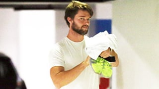 Patrick Schwarzenegger Hits the Gym After Reuniting With Miley Cyrus Post-Spring Break