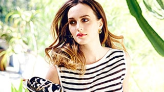 Leighton Meester Shares Her Spring Style Diary With Jimmy Choo: See the Sophisticated Lookbook