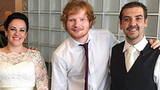 Ed Sheeran Crashes Wedding: Watch His Surprise Performance!