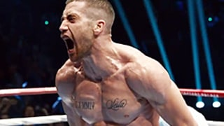 Jake Gyllenhaal Is Insanely Ripped in Intense New Southpaw Trailer: Watch