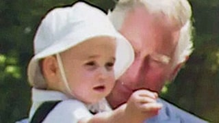 Prince George Steals the Spotlight From Grandfather Prince Charles in New Royal Video