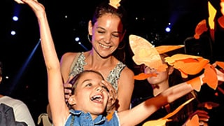 Katie Holmes, Suri Cruise Live It Up at the 2015 Kids' Choice Awards: Pics!