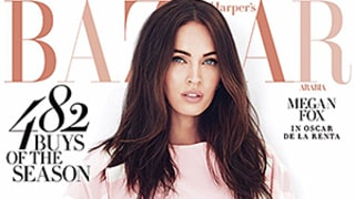 Megan Fox Denies She's Narcissistic: