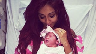 Snooki's Baby Girl Giovanna Gets Baptized: Pictures