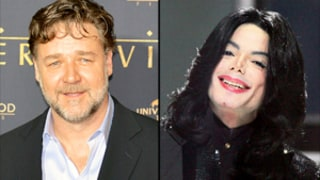 Russell Crowe: Michael Jackson Prank Called Me All the Time, Even Though