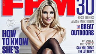 Stephanie Pratt Goes Topless on Magazine Cover, Says Tell-All Memoir Will Reveal Hills Secrets