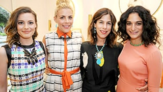 Celeb Sightings: Gillian Jacobs, Busy Philipps Toast Fashion Launch