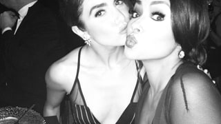 Nikki Reed and Kat Graham