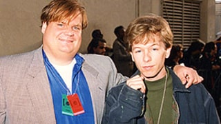 David Spade Pays Tribute to His Late Best Friend Chris Farley on Tommy Boy's 20th Anniversary