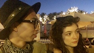 Lorde Gushes Over Boyfriend James Lowe in Cute Anniversary Instagram — See the Snap!