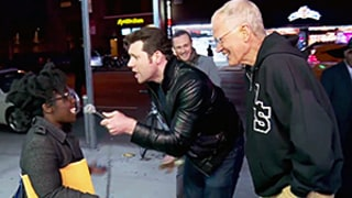 Billy Eichner, David Letterman Interrogate New Yorkers in Billy on the Street: Watch the Hilarious Reactions!